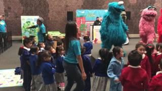 Global Money Week 2017 - Sesame Workshop Mexico