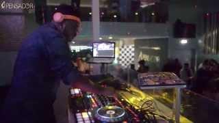 Dj Pausas Kizomba Live Mix @PensadorClub 2k15