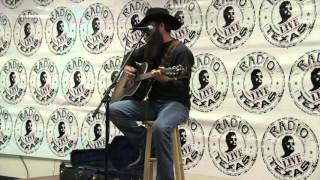 """Cody Jinks """"Alone"""" acoustic at Radio Texas, LIVE!"""