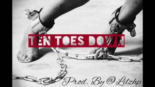 "Ten Toes Down (remix) - Instrumental  "" Produced By @LILZHP """