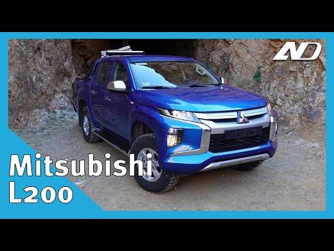 """Mitsubishi L200 2020 - ¿Por qué es tan popular para el trabajo"""" - Primer vistazo"""