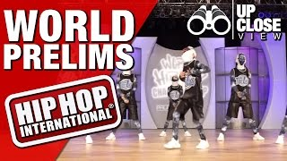 (UC) Classic - USA (Junior Division) @ HHI's 2015 World Prelims