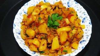 Shalgam Ki Sabzi   Indian Turnip Recipe   RECIPE #75