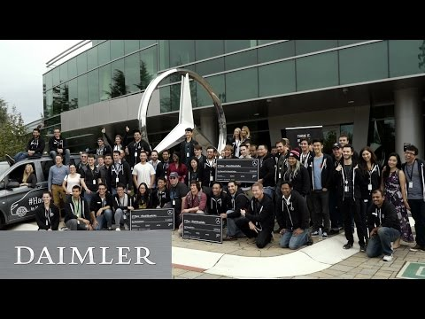 DigitalLife@Daimler: Hack.SiliconValley