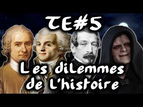 Les dilemmes de l'histoire (morale VS éthique) feat. Palpatine - #TraitdEsprit 5