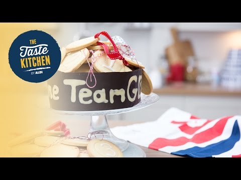 Great British Bakes with Holly Bell