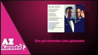 Mustafa Ceceli-Islak imzan (Karaoke)