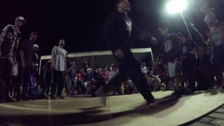PH VS TAMASHIRO - TOP 16 - A CULTURA DE RUA INVADE 2017 / BREAKING GYN
