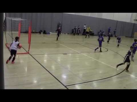 Royal vs NSC U12 Purple