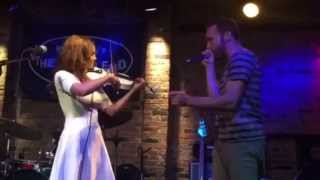 Violin/Beatbox Duet by Ada Pasternak and J.  Stone