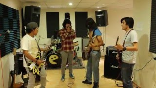 Suck my Kiss - Red Hot Chili Peppers ( cover ) - Mandra