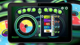 Crayola DJ trailer