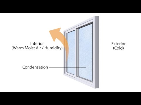 How to Reduce Interior Condensation on Your Windows