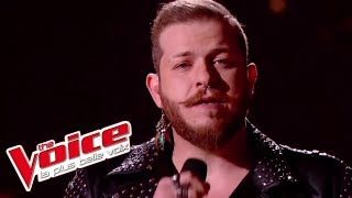 Nicola Cavallaro « Castle On the Hill » (Ed Sheeran) | The Voice France 2017 | Live