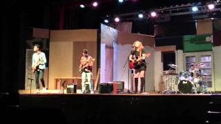 Best Fake Smile by James Bay - Julia Ruff and Co. Hamilton HS Talent Show 2016