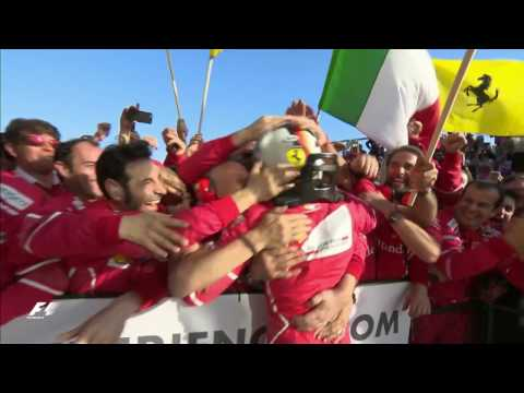 2017 Australian Grand Prix: Vettel Wins For Ferrari