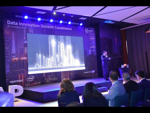 Video : Le Data Innovation Summit fait escale à Casablanca