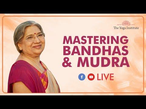Mastering Bandhas and Mudra   Dr. Hansaji Yogendra