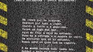 Pedro Abrunhosa - 'Enquanto há Estrada'. Álbum 'Longe' - Vídeo Letra | Video lyrics