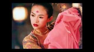 house of flying daggers beauty song Jia ren qu