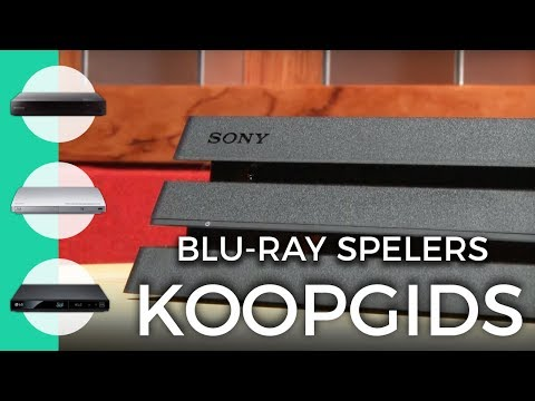 Koopgids Blu-Ray spelers » BesteProduct
