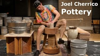 Pottery World Record: 159 Pots In One Hour On A Kick-Wheel