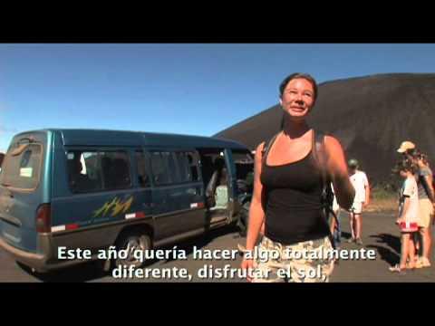 Volcano Boarding Cerro Negro – Nicaragua – www.volcanoboard.com