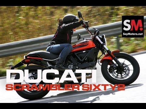 Presentaci�n Ducati Scrambler Sixty2 2016