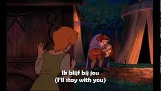 The Hunchback of the Notre Dame 2 - I'd Stick With You [Dutch] Subs&Trans