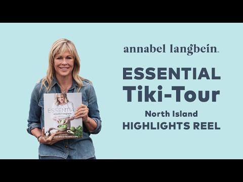 Annabel Langbeins' ESSENTIAL Tiki Tour Highlight Reel