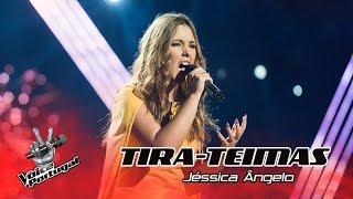 "Jéssica Ângelo –  ""Hallelujah"" | Tira-Teimas | The Voice Portugal"