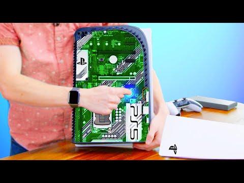PS5 Teardown Surprise!