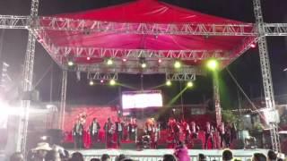 Banda la Mera Mera en San Andrés Totoltepec -soy como quiero ser y sangoloteadito