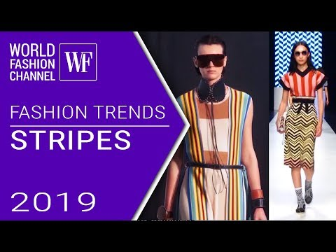 STRIPES | Fashion trends spring-summer 2019