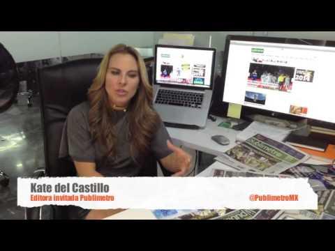 Kate fascinada con Teresa Mendoza