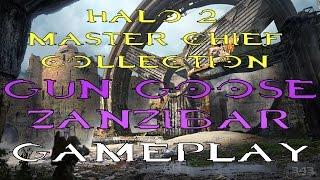 Halo 2 Anniversary, Gungoose Gameplay on Zanzibar