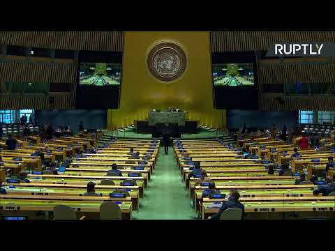 UNGA Day 2: World leaders take part in morning session