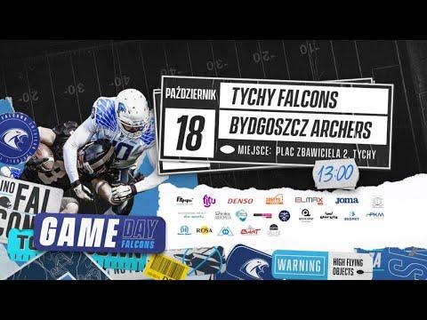 Tychy Falcons - Archers Bydgoszcz