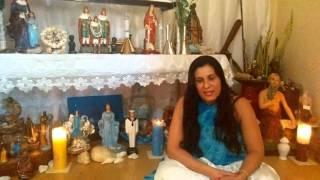 Mãe Priscila - Templo de Umbanda Raio Dourado 11 2576 7140