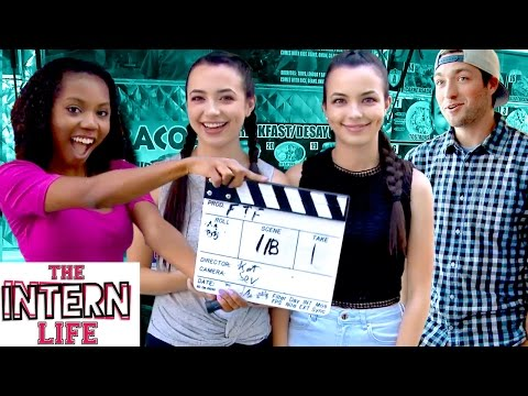 Food Truck Fiasco w/ The Merrell Twins I The Intern Life Ep 9