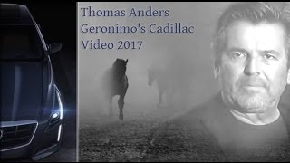 Thomas Anders - Geronimo's Cadillac [DISCO MIDNIGHT RMX] video 2017