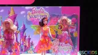 Barbie and The Secret Door & The Pearl Princess Dolls