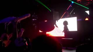 Nicky Romero & (Calvin Harris) - Iron Performed Live @ FreakNight 2012
