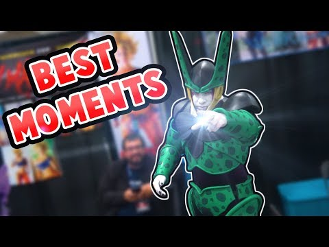 The BEST Moments of Kamehacon (Dragon Ball Convention)