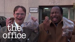 You've Been Meatballed - The Office US