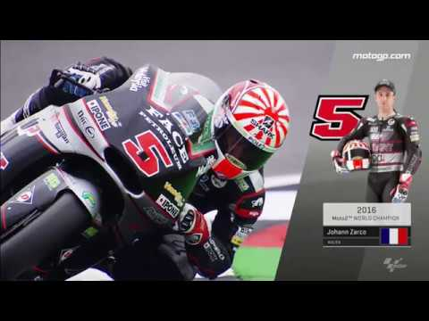 #2arco: Zarco crowned Moto2? Champion!