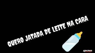 METE COM FORÇA E COM TALENTO COM LETRA ( LYRIC VÍDEO )