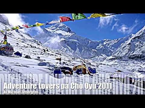 Climbing Cho Oyu 2011