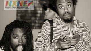 Earthgang x Flex The AntiHero x Soul Khan at NXNE Hip-Hop