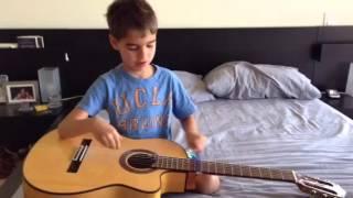 Luca slide guitar